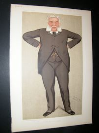Vanity Fair Print 1892 John William Maclure